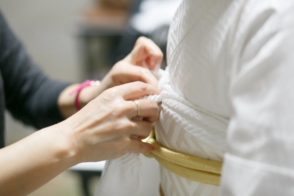 ●夏限定●花嫁和装体験【Hatsuko Endo Weddings】