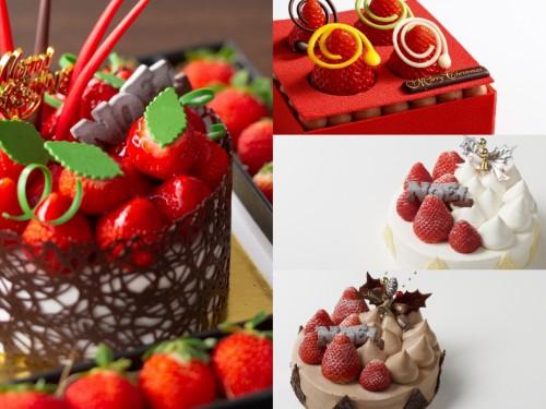 クリスマスケーキ&テイクアウトメニュー2020