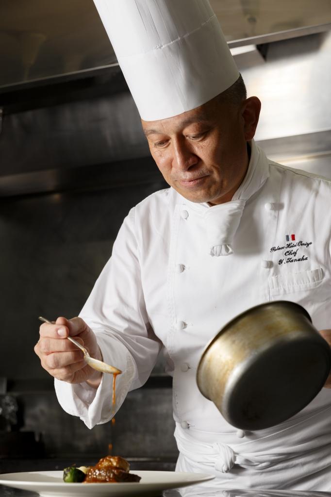 毛塚 智之総料理長 令和二年度 卓越した技能者の表彰「現代の名工」受賞のお知らせ